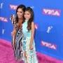 Farrah Abraham and Sophia at the VMAs