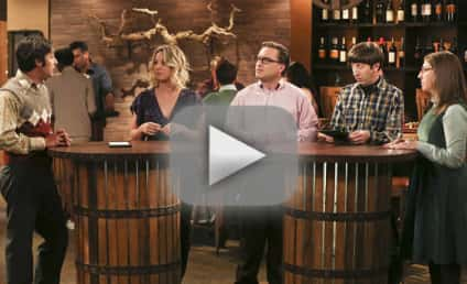 Watch The Big Bang Theory Online: Check Out Season 9 Episode 22