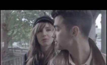 "Joe Jonas Stars In ""Passionate"" Music Video for ""Just in Love"""