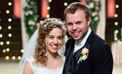John-David Duggar and Abbie Grace Burnett: MARRIED!