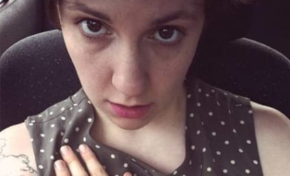 Lena Dunham Tweets Support of Barack Obama, Gay Marriage