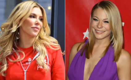 Brandi Glanville on LeAnn Rimes: Cheaters Deserve Each Other!