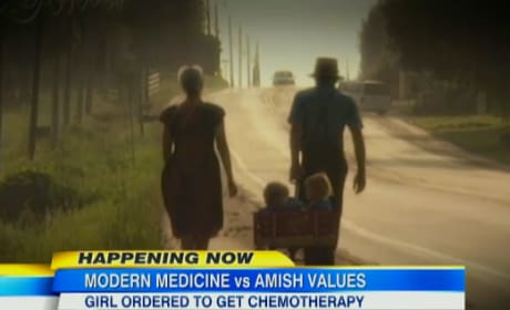 Amish Girl Ordered to Get Chemotherapy