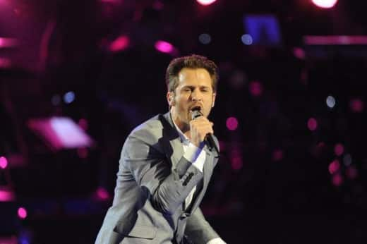 Tony Lucca on The Voice
