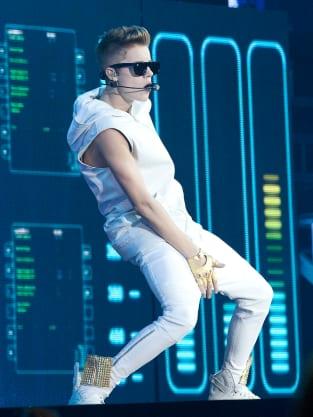 Bieber in Concert