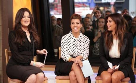 Kardashians on GMA