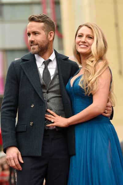 Ryan Reynolds & Blake Lively: What Did They Name Baby No ... Ryan Reynolds Number