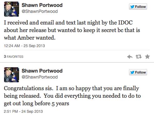 Shawn Portwood Tweet