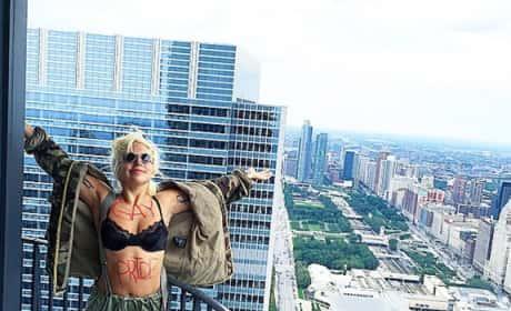 Lady Gaga Gay Pride