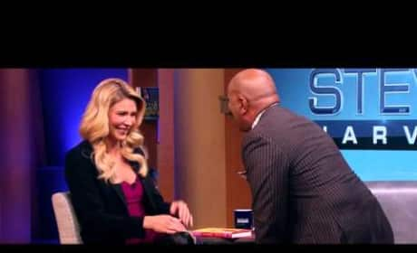 Brandi Glanville on Steve Harvey