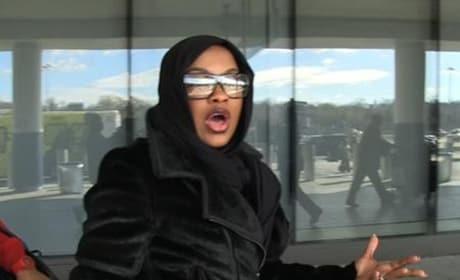 Phaedra Parks Talks Apollo Nida Prison Visit