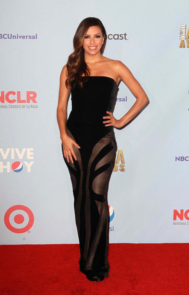 Eva Longoria at the ALMA Awards