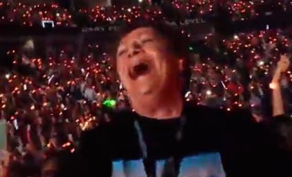 Grandmother FLIPS OUT Over Mick Jagger Duet