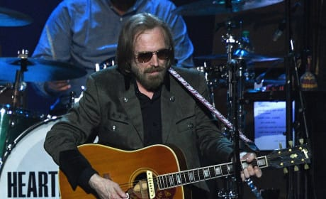 Tom Petty: Mourned, Remembered by Stars Everywhere