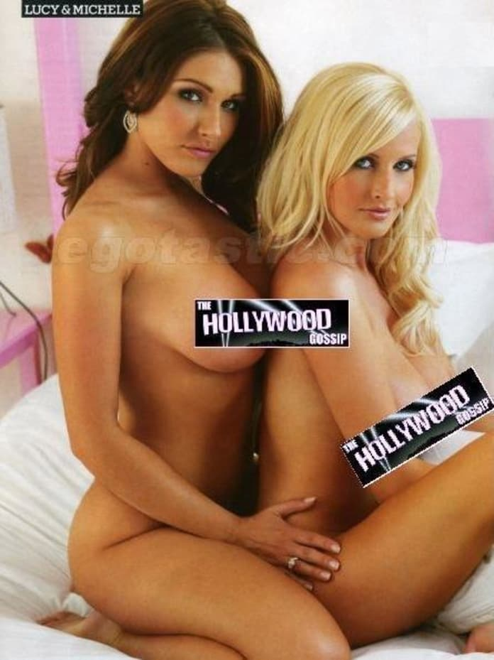 Nuts For Nuts Magazine Michelle Marsh Lucy Pinder Nude Pics The Hollywood Gossip
