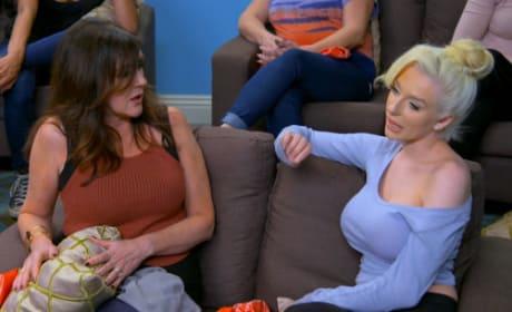Courtney Stodden Makes Shocking Accusation Against Krista Keller