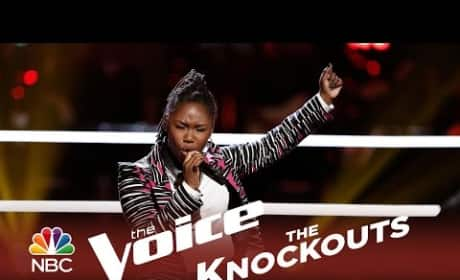 Anita Antoinette - Rude (The Voice Knockouts)