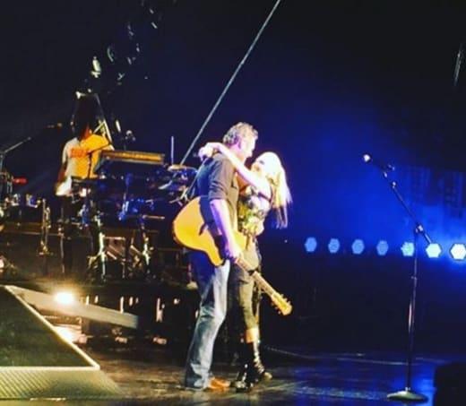 Gwen Stefani And Blake Shelton: Throwing The Biggest