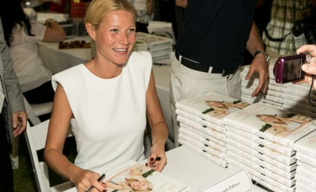 Gwyneth Paltrow: Book Signing at Authors Night For The East Hampton Library 2013