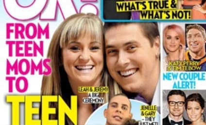Leah Messer, Jeremy Calvert Dish on Wedding