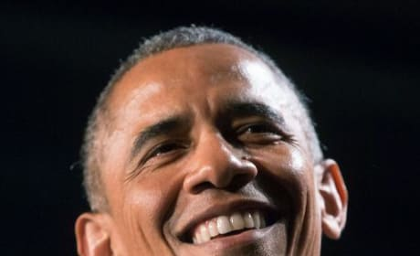 Barack Obama Profile Pic
