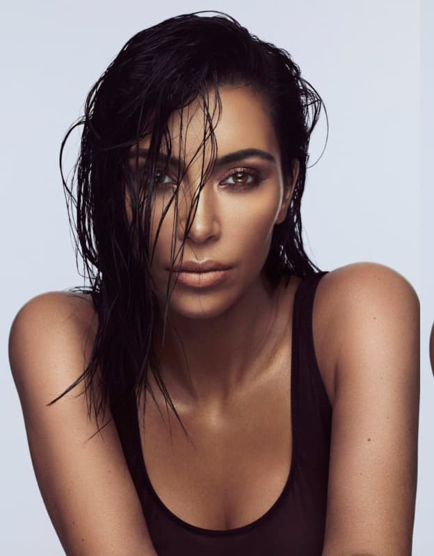 Kim kardashian aims to seduce