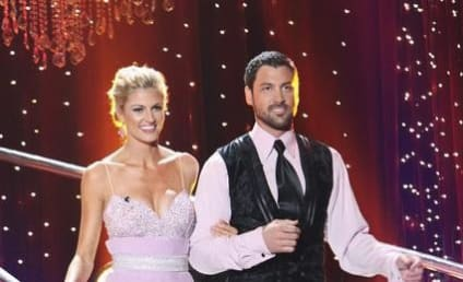 THG Exclusive Interview: Audrina Patridge Dishes on Dancing With the Stars!
