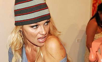 Pamela Anderson Teaches Commando Queens a Lesson
