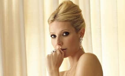 Gwyneth Paltrow: Topless for Vanity Fair!