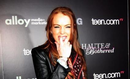 A $100K Birthday Bash for Lindsay Lohan