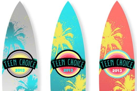 Teen Choice Boards