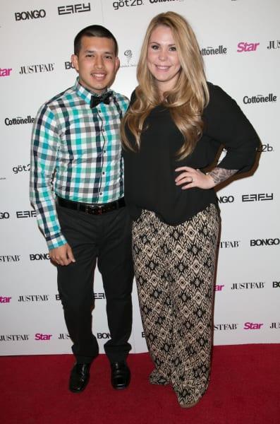 Javi Marroquin & Kailyn Lowry: Star Magazine's Annual Hollywood Rocks