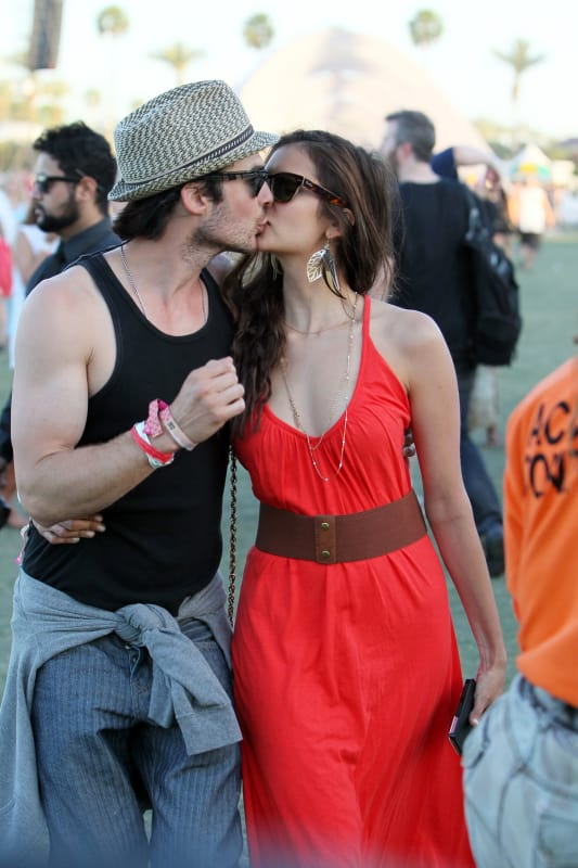Vampire Diaries Couple Dating In Real Life