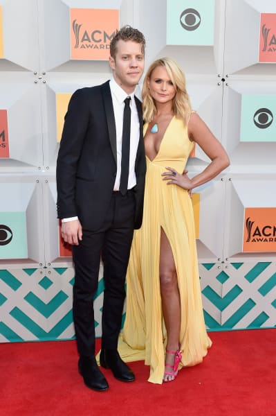 Anderson East and Miranda Lambert: 51st Academy of Country Music Awards