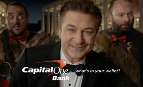 Should Alec Baldwin be fired as Capital One spokesman?