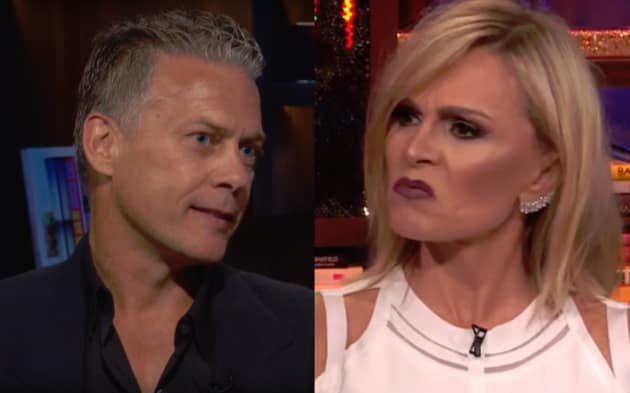 Tamra and eddie judge split