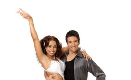 Mya and Dmitry Chaplin