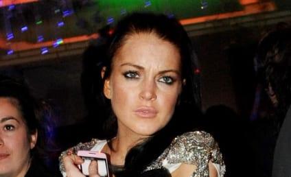 Lindsay Lohan: Dog Ate My Passport!