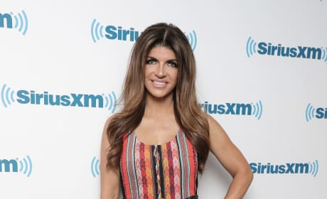 Teresa Giudice SiriusXM Photo