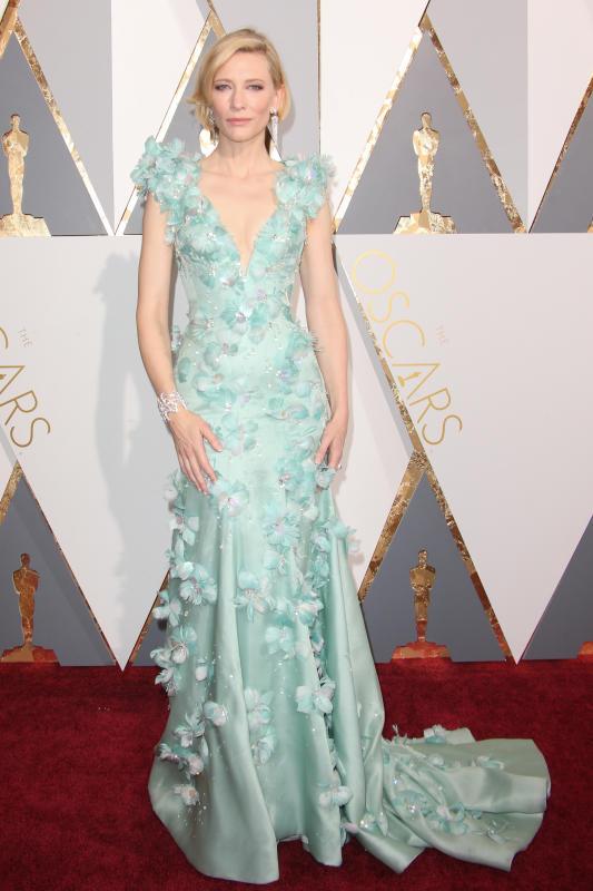 Cate Blanchett: 2016 Academy Awards