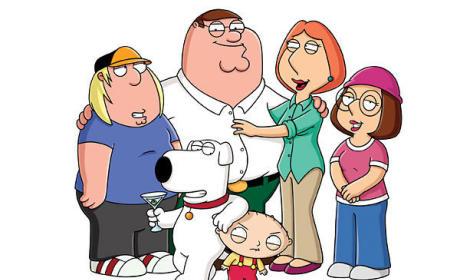 Family Guy Family Photo