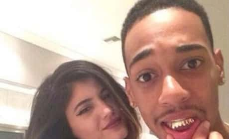 Lil Za and Kylie Jenner