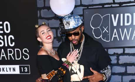Mike WiLL Made It and Miley