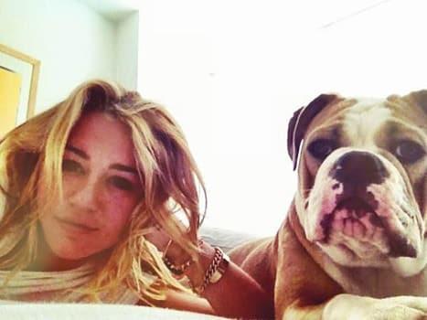 Miley Cyrus No Makeup