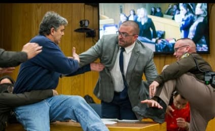 Hero Dad Attempts to Kick Larry Nassar's Ass In Court