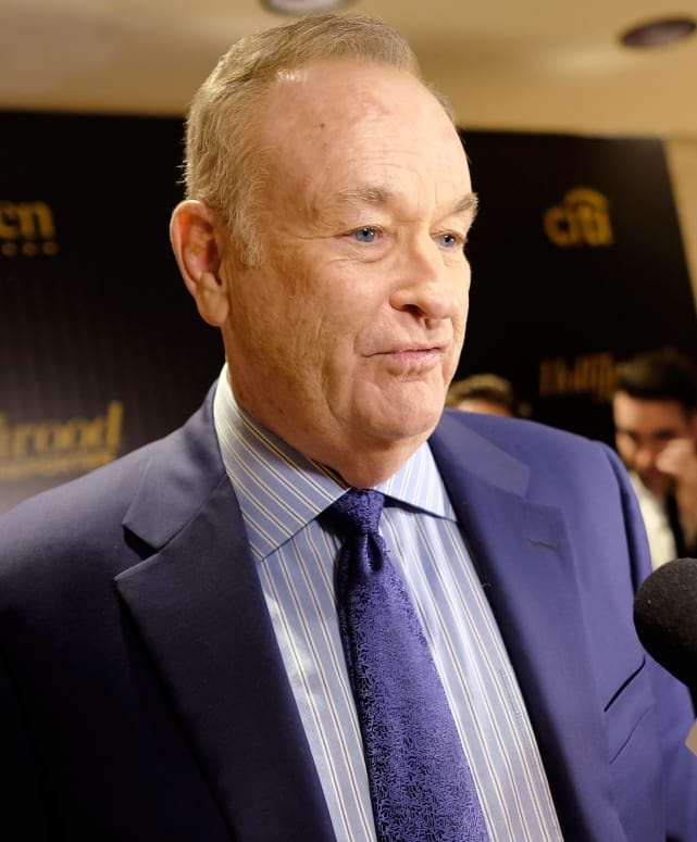 Bill oreilly sucks