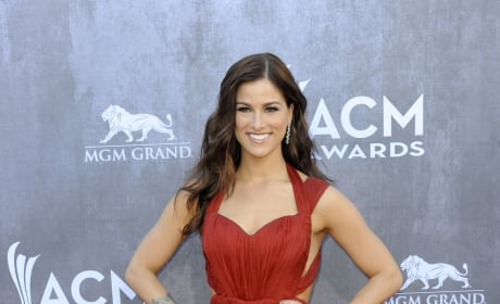 Cassadee Pope at the ACMs