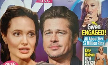 Brad Pitt & Angelina Jolie: Divorce on the Way?!