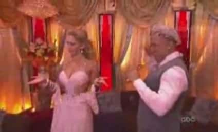 Hines Ward on DWTS: Waltzing Into Our Hearts