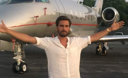 Scott Disick Shares Kourtney Kardashian Nude Photo
